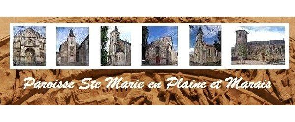 Paroisse Ste Marie en Plaine et Marais